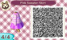A wide choice of qr codes for Animal Crossing New Leaf and Happy Home Designer Animal Crossing 3ds, Animal Crossing Qr Codes Clothes, Skeleton Dress, Pikachu, Pokemon, Motif Acnl, Ac New Leaf, Happy Home Designer, Blog