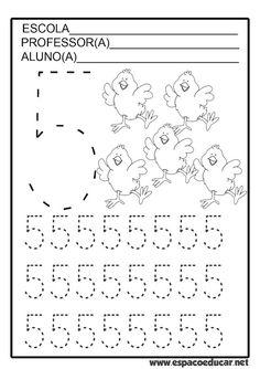 ESPAÇO EDUCAR: ATIVIDADES COM NUMERAIS TRACEJADOS DE 0 A 9 PARA COORDENAÇÃO MOTORA GRÁTIS PARA IMPRMIR!!