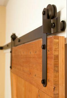 Barn door mechanism