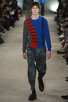 London Collections Men – Herbst/Winter – 2016/17: Casely-Hayford - GQ