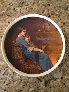 Bedtime by Norman Rockwell on Etsy, $24.00