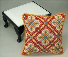Kingston Tapestry Needlepoint Cushion Kit