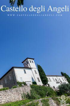 Castello degli Angeli è Location per Eventi, facilmente raggiungibile e identifiable dai vari aeroporti del nord italia #castellodegliangeli #location #eventi