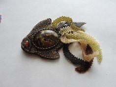 Рыбка   biser.info - всё о бисере и бисерном творчестве