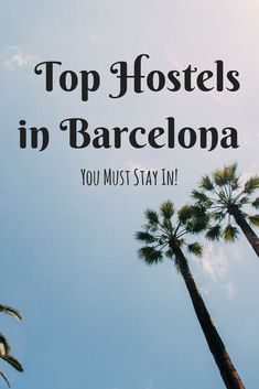 Top Hostels in Barce