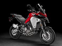 EICMA 2015: Ducati Multistrada 1200 Enduro - Fiere e saloni - Moto.it