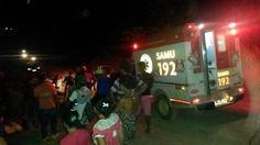 Motorista embriagado é preso após atropelar motociclistas na zona sul da cidade de Uruará. Leia no meu blog http://joabe-reis.blogspot.com.br/2015/10/motorista-embriagado-e-preso-apos.html