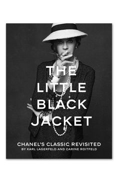 The Little Black Jacket: Chanel's Classic Revisited: Karl Lagerfeld, Carine Roitfeld: 9783869304465: Amazon.com: Books