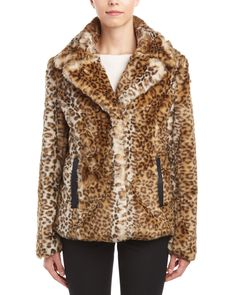 Spotted this Via Spiga Leopard Print Jacket on Rue La La. Shop (quickly!).