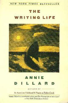 The Writing Life: Annie Dillard: 9780060919887: Amazon.com: Books