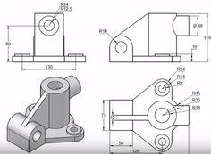Výsledek obrázku pro technical drawings for practice