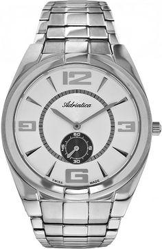 Zegarek męski Adriatica A1081.5153Q - sklep internetowy www.zegarek.net