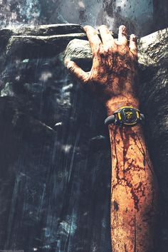 """Never let go"" 