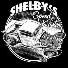 Shelby's Speed & Kustom (by Jeff Norwell www.jeffnorwell.com)