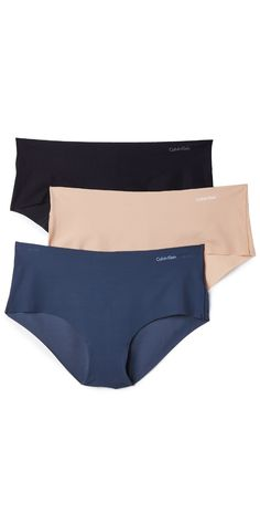 3c43a2858e159 Calvin Klein Underwear Invisibles Hipster 3 Pack