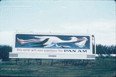 Only carrier with more experience than Pan Am...love it!
