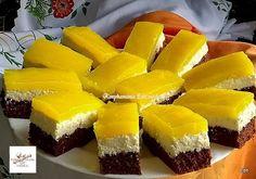 Fincsi receptek: Fanta szelet Cake Cookies, Sushi, Cheesecake, Fruit, Ethnic Recipes, Shake, Image Search, Foods, Dance