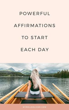 Positive and empowering affirmations that you can do daily and implement on your morning routine! It is to help you build confidence, increase love, and improve motivation. Affirmations For Women, Self Love Affirmations, Positive Words, Positive Mindset, Confidence Building, Self Confidence, Words Of Affirmation, Feeling Hopeless, Behavior Change