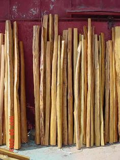 Bow Staves. Just need wood to work with. Gimme 6ft straight logs with or without the bark, no knots/bumps. Hardwood. Dry. Not decayed.