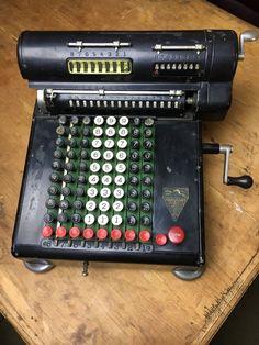 Marchant Hand Driven Keyboard Calculator ( circa 1920s)