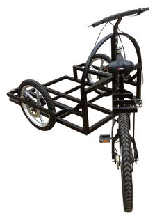 ATTILA Work Tricycle Bike Cargo Heavy Duty to built Carts