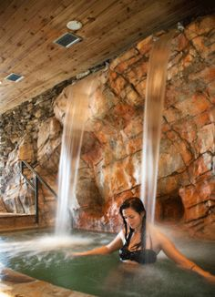 Wouldn't you love to relax in quiet privacy in our spa?  We are putting together ideas of what to include.  You can to!