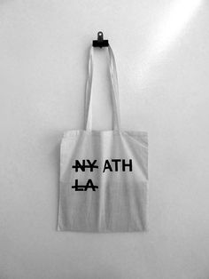 http://greeceisforlovers.com/shop/ny-la-ath #totebag #greeceisforlovers #goddessofthehunt