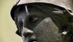 Dettaglio Bronze Statue of Athena 4th BC