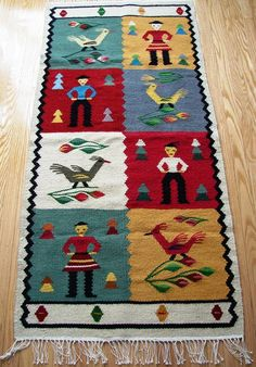 petitepointplace - Posts tagged embroidery and other textiles Textiles, Textile Prints, Folk Art Flowers, Crochet Mouse, Traditional Rugs, Art Lessons, Rug Runner, Arts And Crafts, Weaving