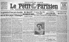 Mata Hari 16 oktober 1917