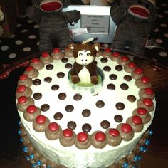 Ryder's First Birthday Cake