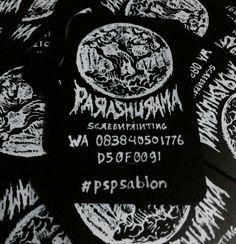 Parashurama id card #sablon #sablonkaos #sablonmanual #cetaksaring #kaos #bikinkaos #jasasablonkaos #koassablon #sablonjogja #jogjakarta #sablonrubber #platisol #indonesia #screenprinting #kaos