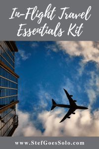 In-Flight Travel Essentials Kit Solo Travel Tips, World Travel Guide, Packing List For Travel, Budget Travel, Packing Tips, Travel Hacks, Travel Ideas, International Travel Tips, Airplane Travel