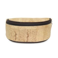 Bauchtasche «Natural Brown» aus Kork – Korkprodukte Korkeria Fanny Pack, Natural Colors, Cleaning Agent, Pocket Wallet, Cleaning, Handmade, Leather
