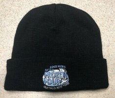 NCAA 2003 Frozen Four in Buffalo Niagara Falls Logo Hat NWT
