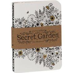 Secret Garden Mini Journals Set of 3
