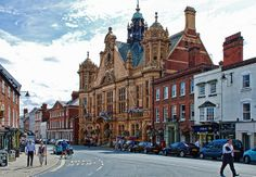 Town Hall, Hereford | Flickr - Photo Sharing!