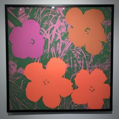 Flowers by And Warhol Bratislava Slovakia, Andy Warhol, Modern Contemporary, Gallery, Flowers, Roof Rack, Royal Icing Flowers, Flower, Florals