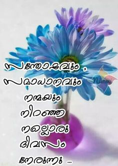 Malayalam Good Morning Quotes Wshes Life Inspirational Thoughts