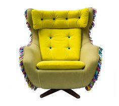 Bahia Chair, created by 20age