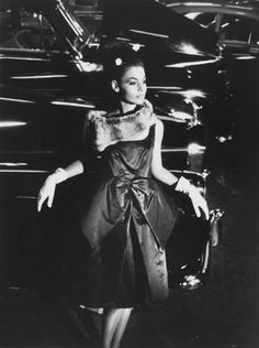 Louis Faurer, Fashion (1960s)