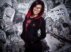 J!NX : World of Warcraft Horde Women's Premium Hoodie - Clothing Inspired by Video Games & Geek Culture