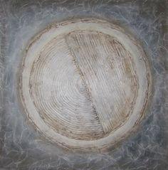 Abstrakcja, malarstwo abstrakcyjne, mandala by Sylwia Michalska