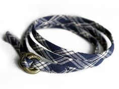 Bracelet from old neckties....cute-ish idea....would be fun just to do. The hunt for old ties would be fun....or a fun way to keep a grandpa's/dad's ties around....