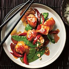 Dinner Tonight: September 2017 | Serve up easy, delicious dinners every night (in 45 minutes or less!) with these healthy, family-friendly recipes.