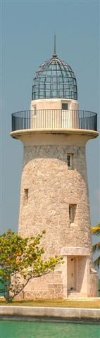 Boca Chita Key Lighthouse, Biscayne National Park, Florida