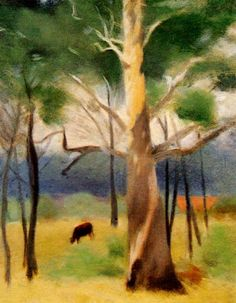 Paintings - Clarice Marjoribanks Beckett - Page 9 - Australian Art Auction Records Australian Artists, Art Auction, Landscape Art, Painters, Landscapes, Ships, Trees, Watercolor, Templates