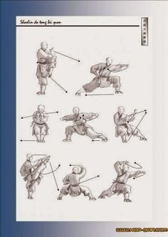 A complete site of worldwide martial arts