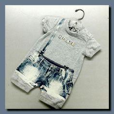 Sooo cute!! Junior Gaultier Baby
