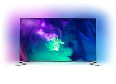 TV Philips 65PUS9109 Android UHD 4K - TV LCD 56' et plus prix Téléviseur 4K FNAC…